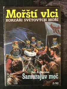 Sci - Fi * sv. 004 * Mořští vlci * Samurajův meč * Jan. J. Moreno