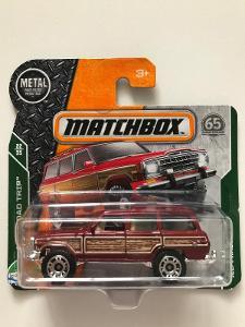 Matchbox Jeep Wagoneer