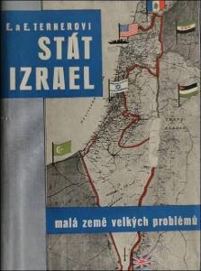Stát Izrael - malá země velkých problémů / Terner  (1950) podrobné