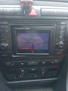 Audi A6 rádio Navigation Plus