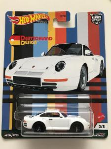 Hot Wheels Real Riders Porsche 959