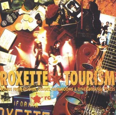2LP- ROXETTE - Tourism (album)´1992 Gatefold TOP STAV !!!!
