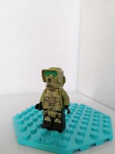 Lego Minifigure Star Wars - Kashyyyk Clone Trooper1002/ORIGINÁL