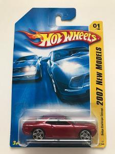 Hot Wheels Dodge Challenger Concept