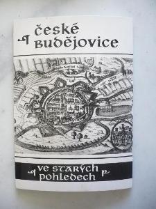 České Budějovice - Ve starých pohledech- 12 ks - 1969-zajímavé