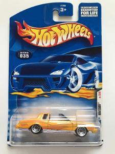Hot Wheels Montezooma