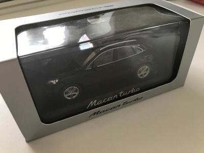 1:43 Porsche Macan Turbo Minichamps