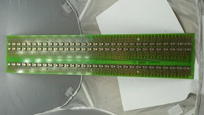 LED diody výkonové z majáku červené a modré