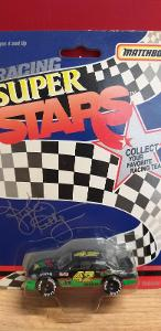 MATCHBOX SUPER STARS ´´ #42 PONTIAC GRAND PRIX ´´  NASCAR