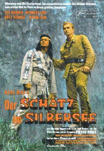 KAREL MAY -  VINNETOU - FILMOVÝ PROGRAM - Classic Film Kurier