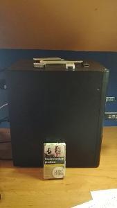 Počítač mini ITX 250W   i5 6500 3.6GhZ   RX 550 Pulse 4GB   16GB RAM