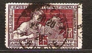 France 1924 Mi 174