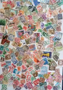 Každá jiná - poštovní známky Maďarska 240ks