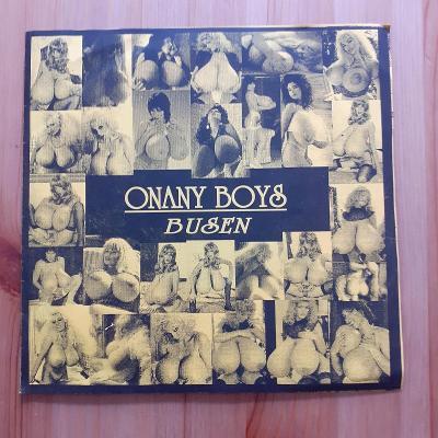 """ONANY BOYS/GROSSMEMBER   split 7""""EP"""