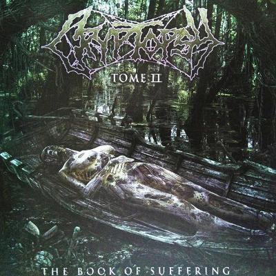 Mini LP Cryptopsy – The Book Of Suffering: Tome II
