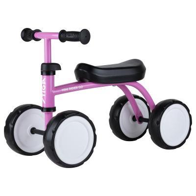 Stiga Mini Rider Go růžové dětské odrážedlo