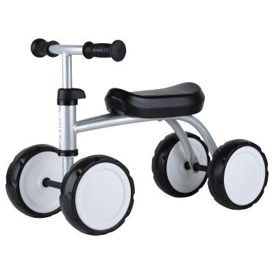 Stiga Mini Rider Go stříbrné dětské odrážedlo