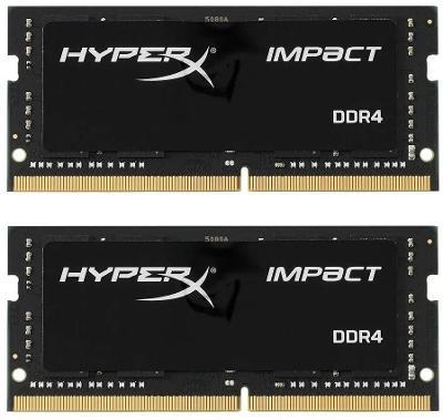 HyperX Impact 16GB (2x8GB) DDR4 2400 CL14 SO-DIMM