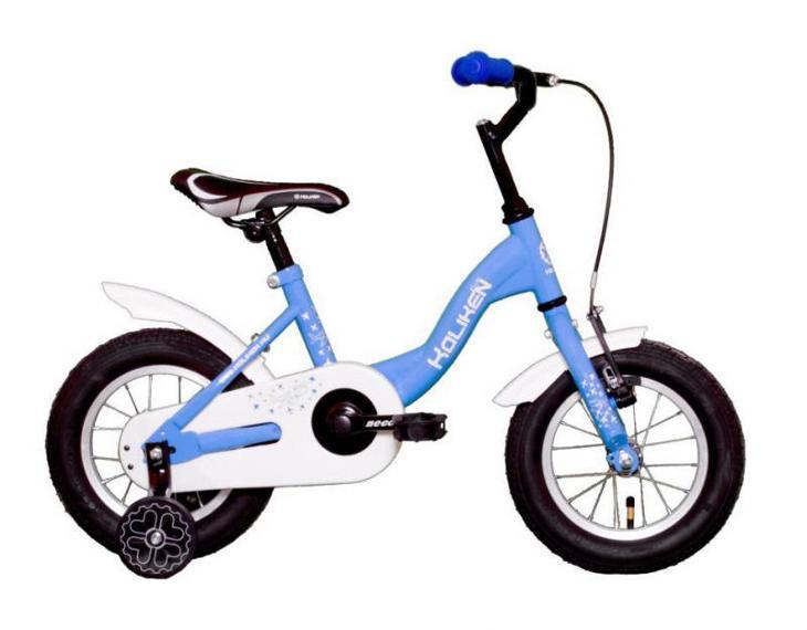 Koliken Flyer modré 12 dětské kolo - Hračky