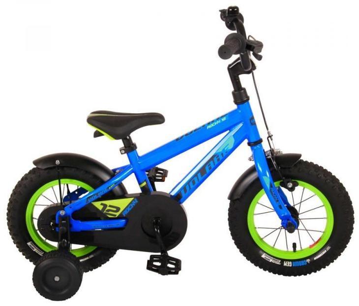 Volare Rocky modré 12 dětské kolo - Hračky