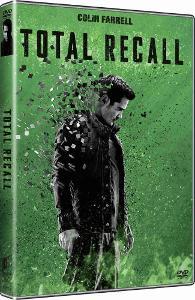 Total Recall (Big face) - DVD
