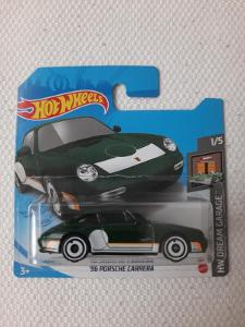 Hot Wheels - Porsche Carrera- rok 1996