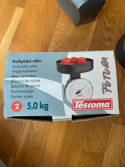 Kuchyňská váha Tescoma - Zařízení