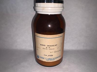 Jodid draselný p.a. ( 99,5% KI, 250g)