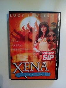 DVD, film Xena prinzezna bojovnice