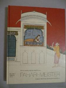 Pahari - Meister: Höfische Malerei aus den Bergen Nord - I