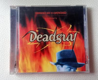 DEADGUY – Fixation On A Coworker - 1 PRESS 1995