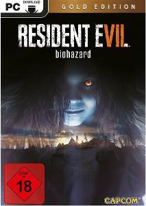 Resident Evil 7 : Gold Edice STEAM (digitální klíč) PC KEY