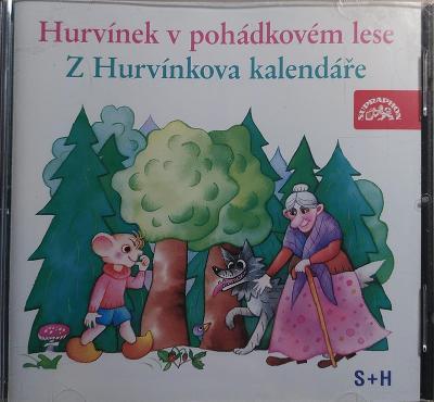 CD Hurvínek - V pohádkovém lese/ Z Hurvínkova kalendáře