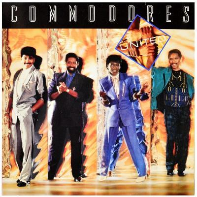 Gramofonová deska COMMODORES - United