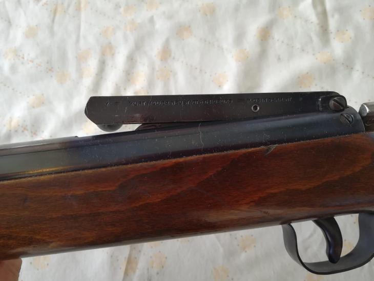 Vzduchovka Blitz Mod. 5 RARITA!!! - Střelba a myslivost
