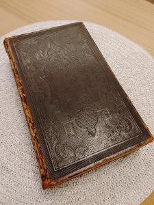 Bible svatá - vydána 1872