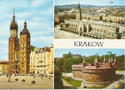 Kraków - okénková (Polsko) 3-4695++