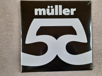 Richard Müller – 55  2LP