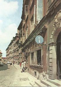 Warszawa - Ulica Krzywe Kolo (Polsko) 3-4700°°