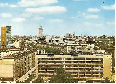 Warszawa - Widok ogólny (Polsko) 3-4701++