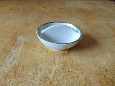 Slánka - CORNELIA, karlovarský porcelán Loučky