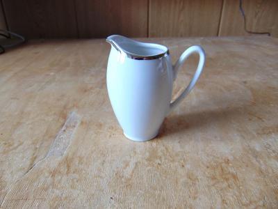 Mléčenka - CORNELIA, karlovarský porcelán Loučky