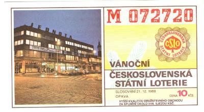 Los ČSL 1988 OPAVA