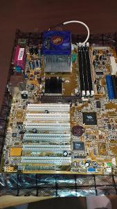 Athlon XP 2500+, ASUS A7V8X-X VIA KT400