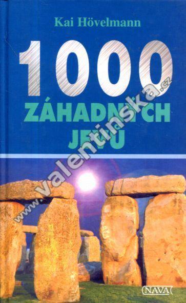 1000 záhadných jevů