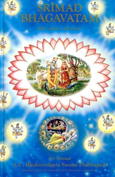 Šrímad Bhágavatam * Zpěv první  -  díl první