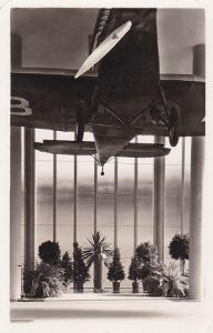 ZLÍN - PAMÁTNÍK T. BATI - LETADLO -  4-WW39