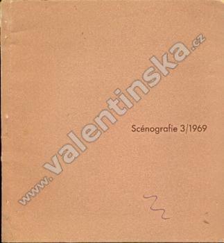 Scénografie 3/1969