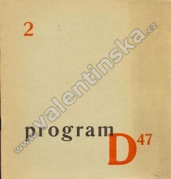 Program D47; 2