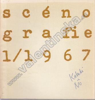 Scénografie, 1/1967